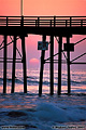 One more picture of the pier in Oceanside at sunset. Oceanside, CA 'Nikon F100 35mm SLR' (Click for larger view)